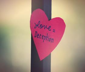 Love = Deceit