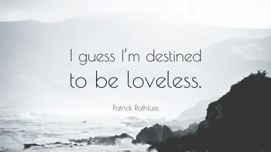 Loveless life