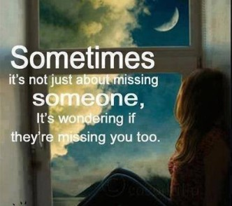 Do You Miss Me Like I Miss You Sonals Blogs